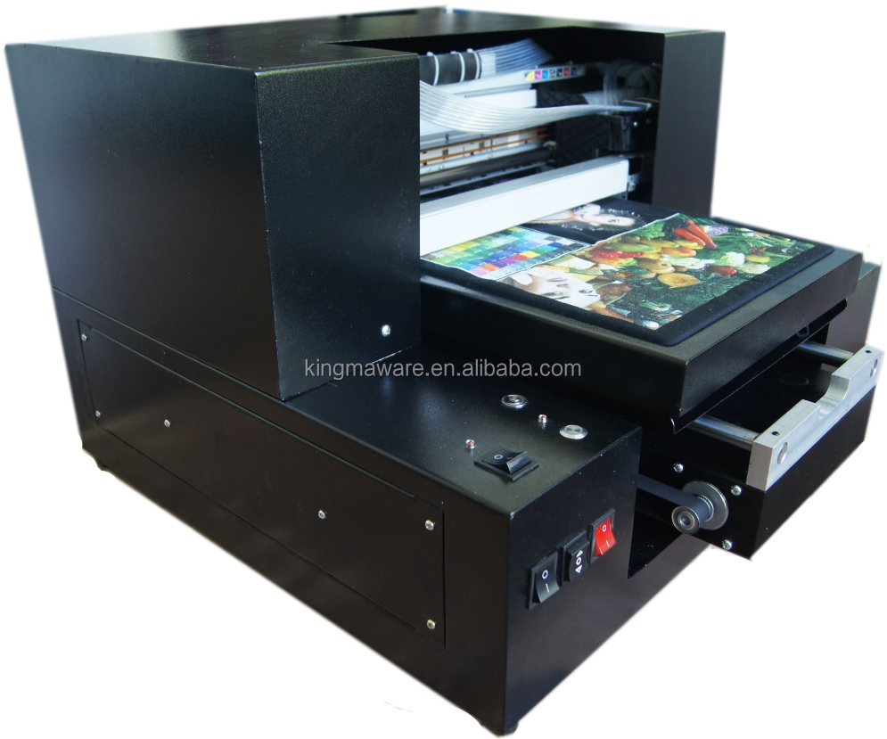 Hot sale cheap a3 size digital multicolor epson head t for Cheapest t shirt printing machine
