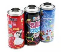 Customer custom wholesale Aerosol can perfume can disposable spray can
