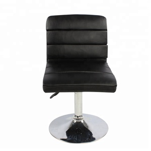 Synthetic Leather Swivel Soft Barber Chair