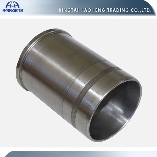 thin-walled diesel engine spare parts of engine cylinder liner for sale