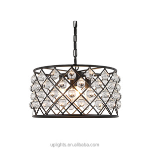 2019 hot sell new design modern led crystal coloni pendant light asfour egypt chandeliers