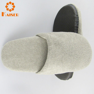 Thick sponge sole anti-slip indoor slippers for men