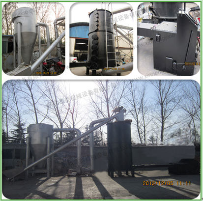 Cheap price energy saving biomass rotary dryer for sale
