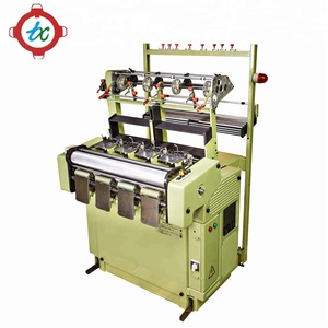 Best selling auto ribbon needle loom belt knitting machine