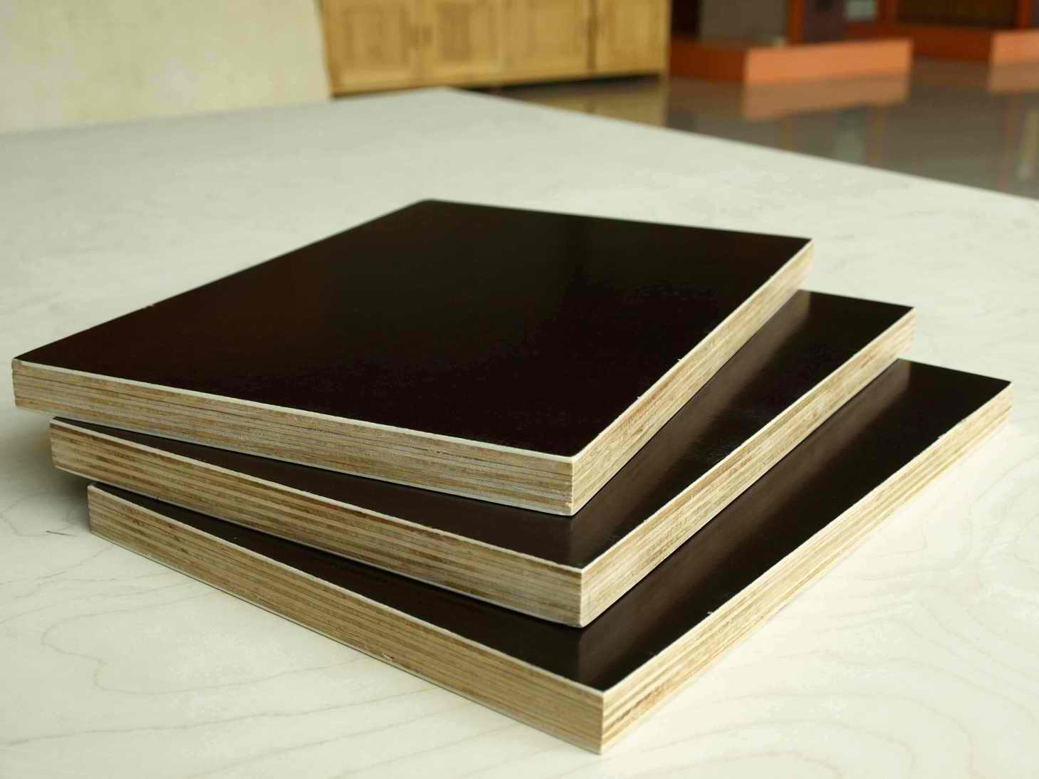 Mm film faced construction plywood water