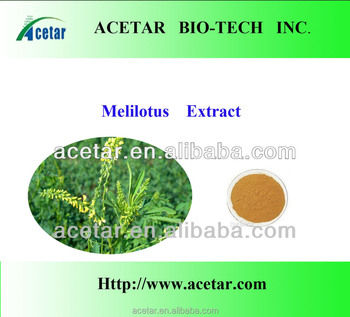 Melilotus officinalis extract in stock 2%