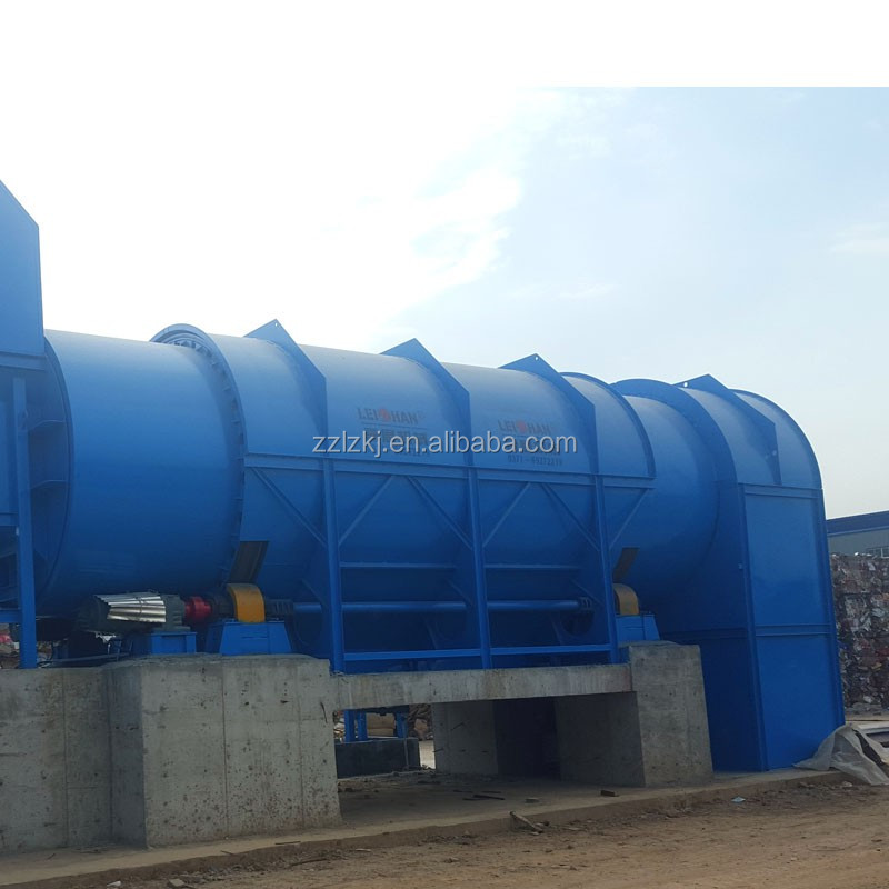paper and pulp mill used waste paper sorter bale opening machine paper sorter