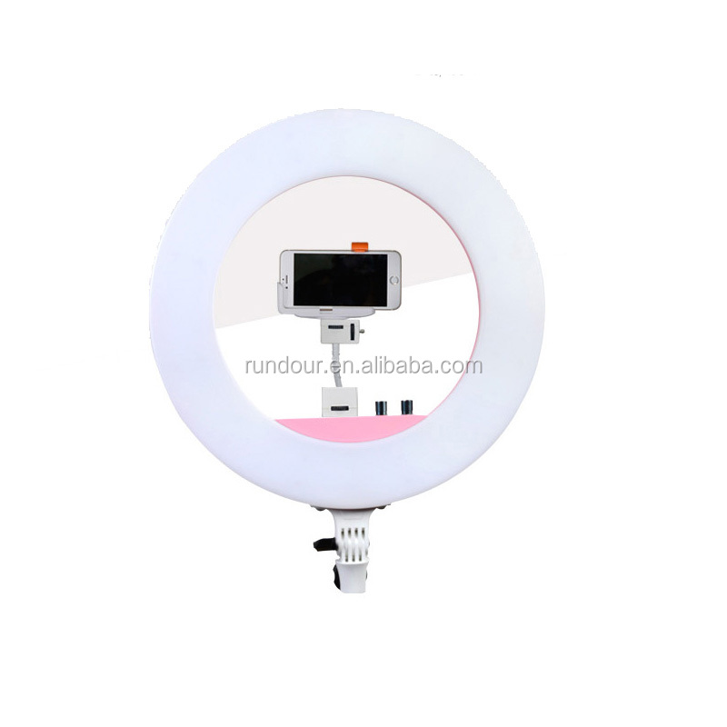 super brightness LED Ring light ring eyelight LED fill ring light NanGuang CN-R480C Bi color selfie ring light