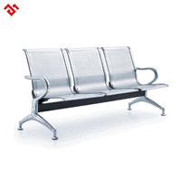 2018 New Design Waiting Room Stainless Steel Chairs