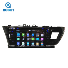 Andriod7.1 Sistema di Intrattenimento Multimediale Touch Screen Car Stereo Car DVD VCD CD MP3 MP4 Lettore