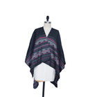 Exported good quality women ladies custom costume shawl poncho