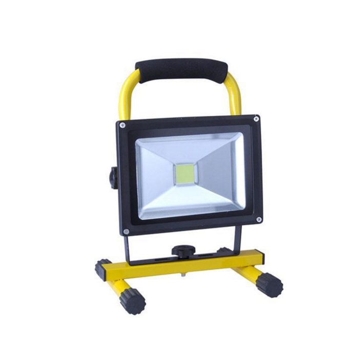 2018 waterproof 10w led standing spotlight cob portable floodlights 50 watts led flood light for emergency light