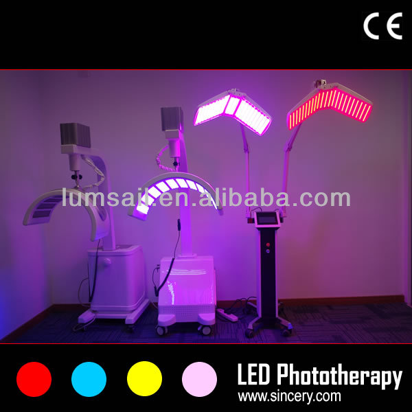 Photodynamic Therapy Led Bed Red Light Therapy Collagen Machine ...
