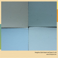 pu leather for footwear raw material