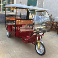 2018 New Hot Sale Indian Electric Rickshaw For Passenger