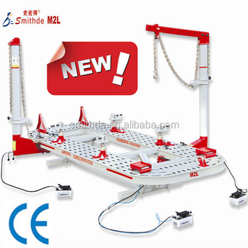 China Manufacturer M2le Frame Machine Auto Body Repair For Damaged ...