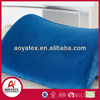 Solid color memory foam pillow, High quality memory foam with fleece cover, Wholesale memory foam Alibaba supplier