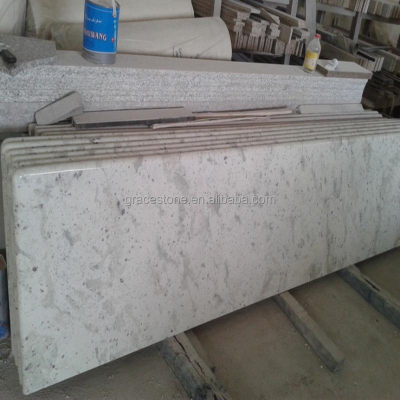 andromeda blanco para la encimera de granito losa de granito blanco