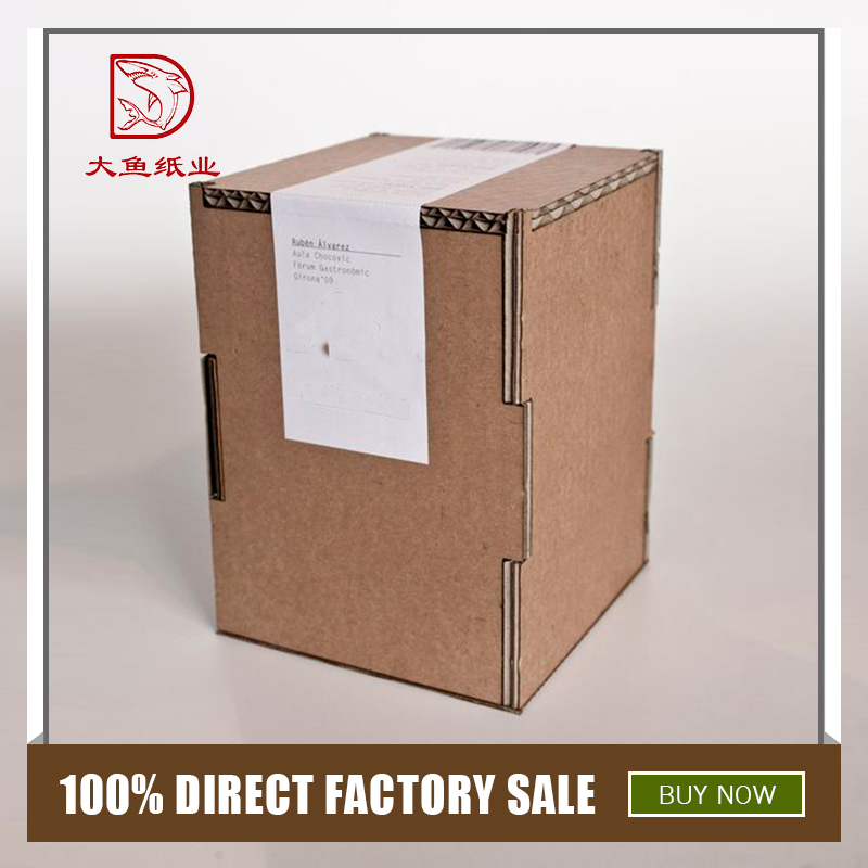 Professional manufacture nice special creative packaging box