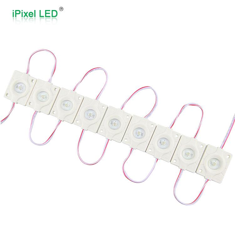 35mm High Brightness Milk Cover Led Dot Light Buy Waterproof Smart Pixel Rgb Led Module 5050
