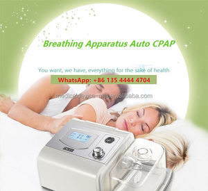 CPAP & BiPAP for Sleep Apnea Treatment Home Use Snorer Ventilator