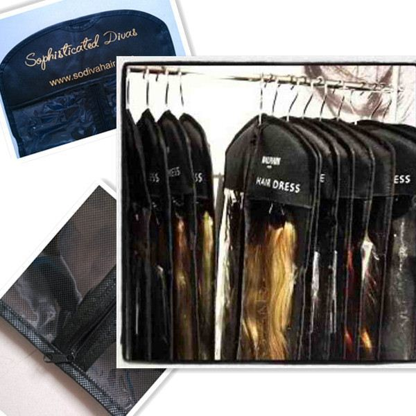 Hair Extension Bag Choice Image Extensions For Short