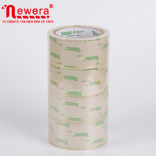 Crystal super clear bopp adhesive verpakking tape