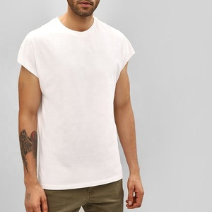 PATON Tee clothing manufacturer custom Basic Cap Sleeve T-Shirt for men pure cotton plain t shirt