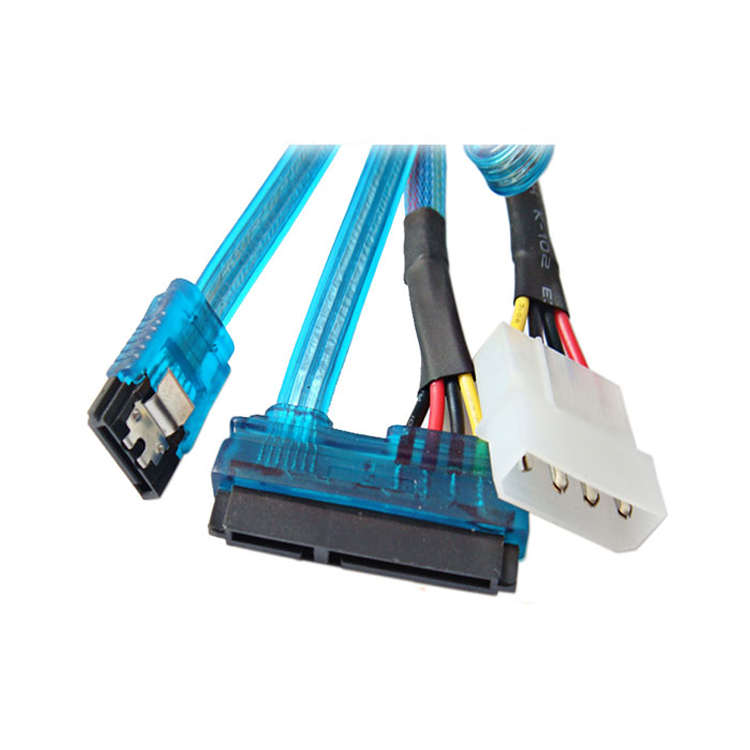 Wholesale Price Customized Flat Sata Data Power Cable For Hard Disk - Buy  Flat Cable,Sata Cable,Sata Data Cable Product on Alibaba com