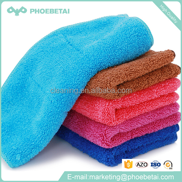 super dry cloth very soft cheap microfiber cleaning cloth
