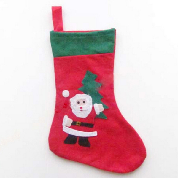 get quotations 3516cm christmas stockings indoor christmas hanging stockings decoration classic non woven wholesale 12pcs - Wholesale Christmas Stockings