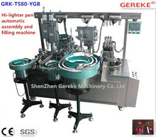 Stationery Pen Equipment- Automatic Assembly and Filling Machinery for Hi lighter pen