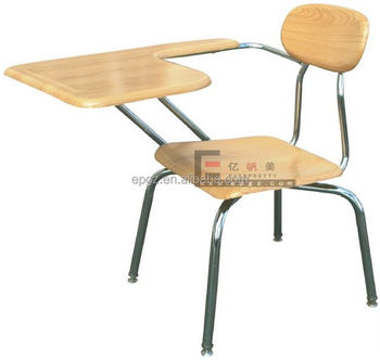 Modern School Furniture Student Classroom Sketching Chair Wholesale Cheap Vintage  School Chairs