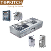 Topkitch Good Reputation Supplying Heavy Duty Commercial Kitchen Utensil Importers