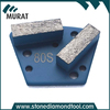 Trapezoid Grinding Disc Bar Segments Diamond Concrete Toolings for Diamatic