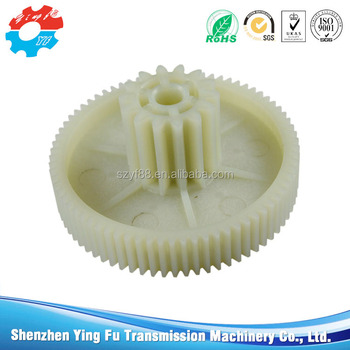 Newest Cheapest small plastic gear wheel ,Spur gear, Straight gear with factory price