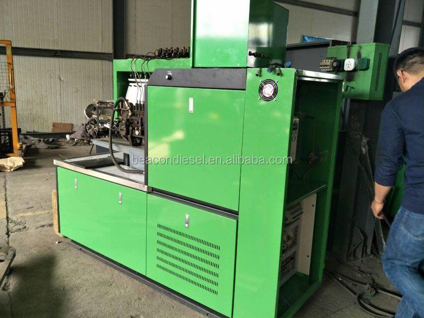 Automobile BCS619 mechanical diesel fuel injection pump test bench calibration machine