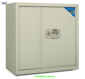 Office documents safe, safety box with big LCD digital panel new model 2014
