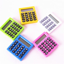 Kreative tragbare candy farbe scientific calculator