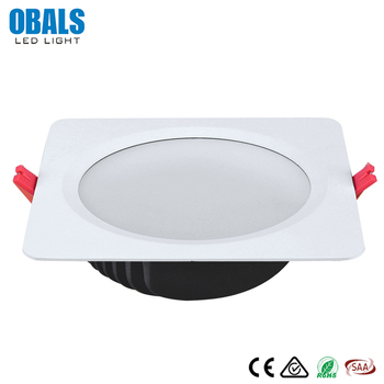 Hot multiple power 20w 30w 40w samsung ceiling recessed downlight led