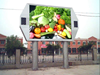 Hd video wall advertising LED display panel P6mm Outdoor led commercial advertising display screen