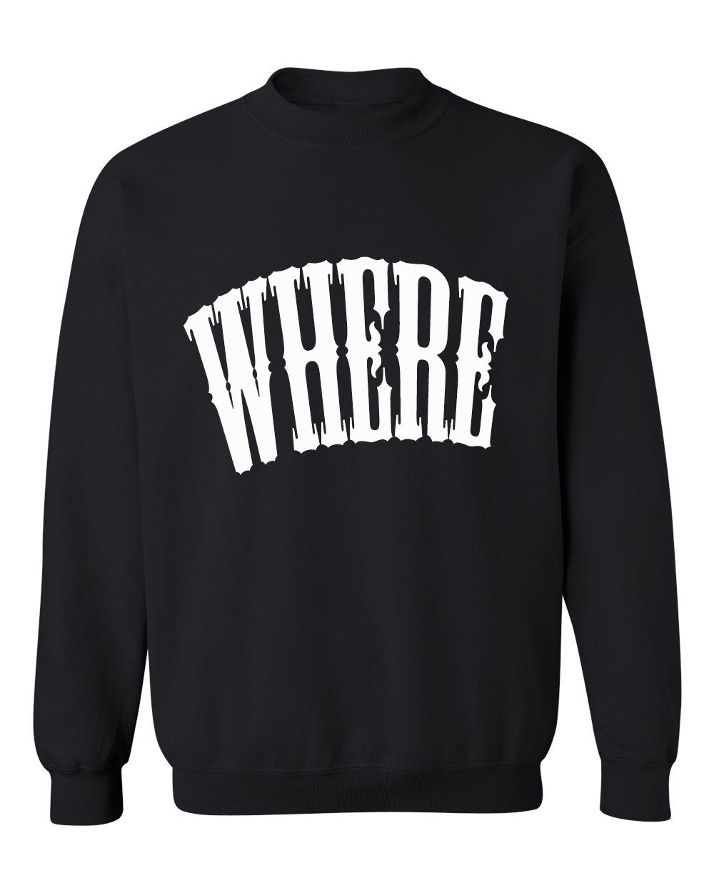 Where to buy crew neck sweaters