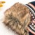 high quality cap and winter earflap knitted christmas hat