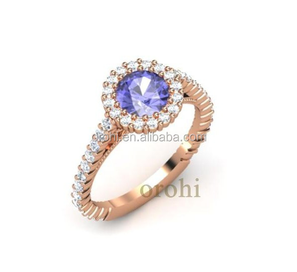 Baguette Cut Large Garnet Ring,Diamond Engagement Ring,Garnet ...
