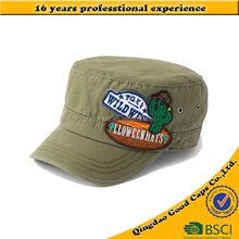 military cotton multi-panel baseball caps and hats men embroidered logo army cap sports hat