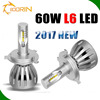 L6 X6 Spot led Light h8 h9 h11 h13 880 led kit car h4 h7 Canbus IP68 Auto car Accessories LED headlight fog 30W 40W auto lights