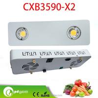 Buy 300w Epistar cob led grow light hydroponic full spectrum led ...