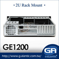 GE1200 - High Quality Industry Chassis 2U 19inch Rackmount Server Computer Case
