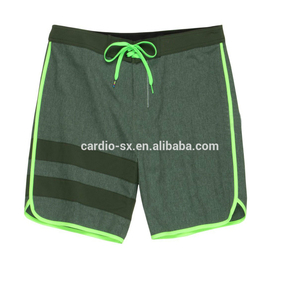 New Block Party Tonal green board short pants mens surf beach print custom australian board shorts