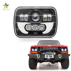 Plug And Play Position Light 6X7 Offroad Jeep Xj Yj 7x6 5x7 Led Headlight